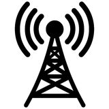 Broadcast Tower Stock Images