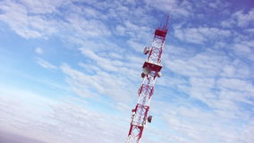 Broadcast Tower stock video