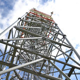 Broadcast tower Royalty Free Stock Photography