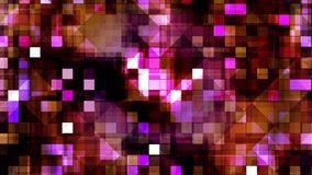Broadcast Twinkling Blocks 02 stock footage