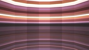 Broadcast Twinkling Horizontal Hi-Tech Bars Shaft, Brown, Abstract, Loopable, 4K. Thank you for choosing this Background stock video footage