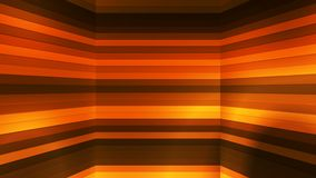 Broadcast Twinkling Horizontal Hi-Tech Bars Shaft, Golden, Abstract, Loopable, 4K. Thank you for choosing this Background stock video footage