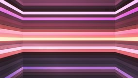 Broadcast Twinkling Horizontal Hi-Tech Bars Shaft, Purple, Abstract, Loopable, 4K. Thank you for choosing this Background stock video