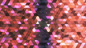 Broadcast Twinkling Polygon Hi-Tech Triangles, Multi Color, Abstract, Loopable, 4K. Thank you for choosing this Background stock footage