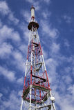 Broadcasting tower Stock Photo