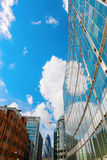 Broadgate Tower in the City of London, London, UK Stock Photo