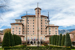 Broadmoor Hotel Royalty Free Stock Images
