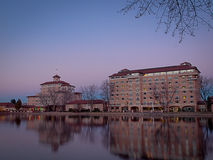 Broadmoor Hotel Stock Photography