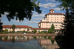 Broadmoor Resort Stock Image