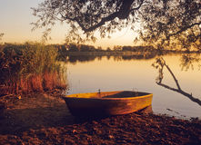 Broads de la Norfolk Photo stock