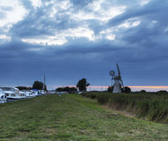 Broads de la Norfolk Photo libre de droits