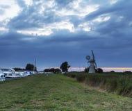 Broads della Norfolk Fotografia Stock Libera da Diritti