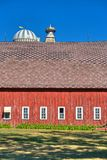 The Broadside of a Barn Royalty Free Stock Photography