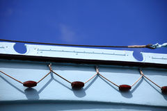 Broadside boat blue sky outdoor Stock Photos