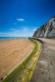 Broadstairs Kent  English coast Royalty Free Stock Photo
