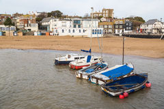 Broadstairs Kent, UK Royaltyfri Bild