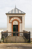 Broadstairs, Millennium cliff lift Stock Image