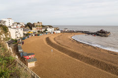 Broadstairs, Viking Bay Royalty-vrije Stock Foto