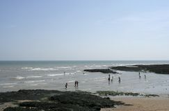 Broadstaris Beach Royalty Free Stock Image