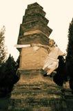 Broadsword das artes marciais ..... Imagem de Stock Royalty Free
