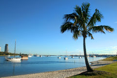Broadwater Gold Coast Stock Image