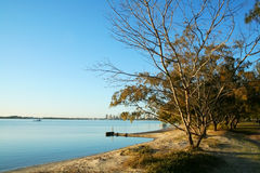 Broadwater Gold Coast Australia Royalty Free Stock Images