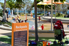 Broadwater Parklands - Gold Coast Australia Stock Photo