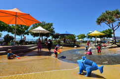 Broadwater Parklands - Gold Coast Australia Royalty Free Stock Photos
