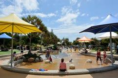 Broadwater Parklands - Gold Coast Australien Arkivbild