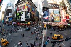 broadway纽约 图库摄影