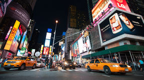 Broadway Royalty Free Stock Image