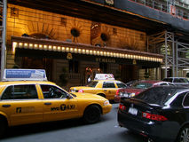 Broadway Avenue in New York Royalty Free Stock Photos