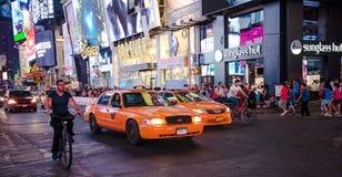 broadway city new york Στοκ εικόνες με δικαίωμα ελεύθερης χρήσης