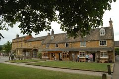 Broadway cotswolds Stockfoto