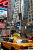 Broadway in de Stad van New York stock foto's