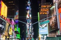 Broadway,Manhattan - New York Stock Photography