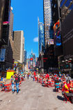 Broadway in Manhattan, NYC Fotografie Stock Libere da Diritti