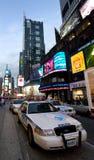 broadway new york Στοκ φωτογραφίες με δικαίωμα ελεύθερης χρήσης