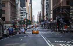 Broadway in New York City Stock Photos