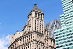 26 Broadway, Nowy Jork Zdjęcia Royalty Free