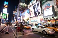 broadway nowy York Zdjęcia Royalty Free