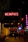 Broadway play Memphis, Manhattan, NYC. Stock Photo