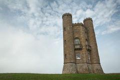 Broadway Tower, Cotswold, England Stock Photo