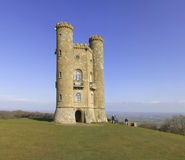 Broadway tower the cotswolds Royalty Free Stock Image
