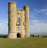 Broadway tower the cotswolds Stock Photo