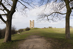 Broadway Tower Cotswolds UK Royalty Free Stock Photo
