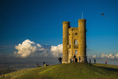 Broadway Tower Royalty Free Stock Photo