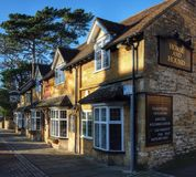 Broadway village cotswolds Stock Images