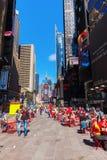 Broadway w Manhattan, NYC Zdjęcia Royalty Free