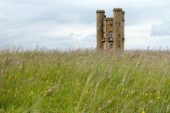 Broadwaytoren - Dwaasheid in Cotswolds Engeland royalty-vrije stock foto